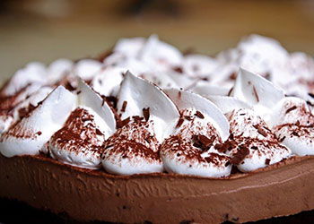 Chocolate Mousse Cakes | Roland's Swiss Bakery - Houston, TX