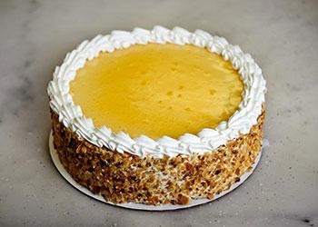 Lemon Chiffon Cakes | Roland's Swiss Bakery - Houston, TX