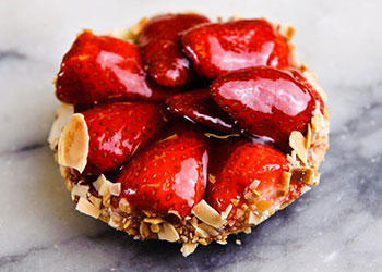 Roland's Swiss Pastry & Bakery | Baked Pastries & Homemade Strawberry Tarts